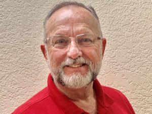 Pastor David Landry